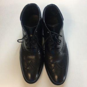 Cole Haan Black Dress Shoes.